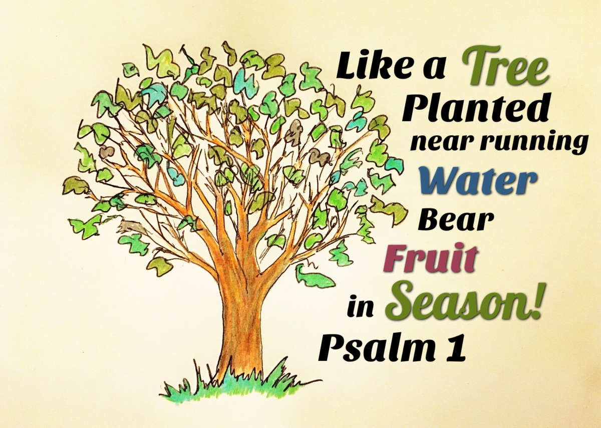 Bear Fruit in Season: a Devotional on Christian Living for Families and Sunday Schools